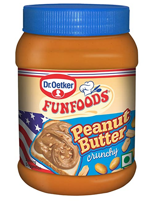 Dr. Oetker Fun Foods Peanut Butter, 925 gms