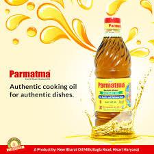Parmatma Mustard Oil - 2 L
