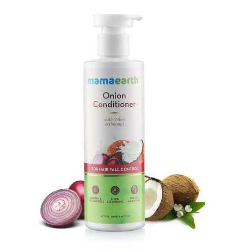 Onion Conditioner for Hair Growth and Hair Fall Control - 250 ml