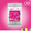 Thumbnail: Godrej aer pocket, Bathroom Air Fragrance - Petal Crush Pink (10g)