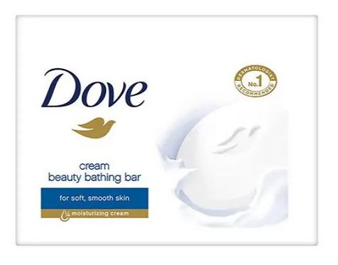 Dove Cream Beauty Bathing Bar - 50 gm