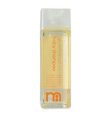 Mothercare All We Know Baby Shampoo - 300 ml