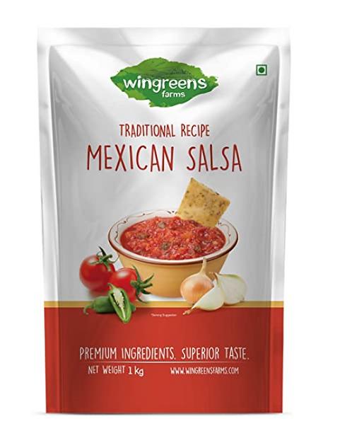 Wingreens Farms Mexican Salsa (1Kg)