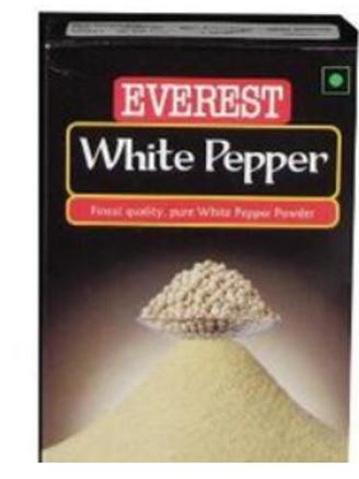 Everest White Pepper - 100 gm