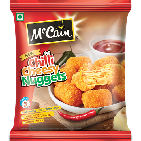 McCain Chilli Cheesy Nuggets 250g