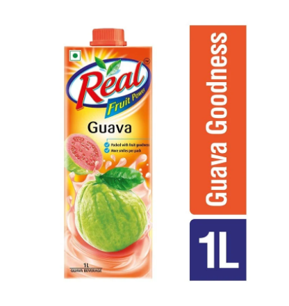 Real Fruit Power Guava Juice