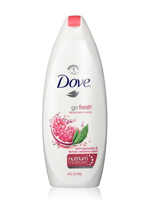 Dove Go Fresh Body Wash, Revive, 250 ml