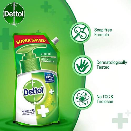 Dettol Original refill 750 ml