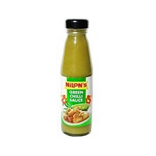 Nilon's Green Chilli Sauce 180 gm
