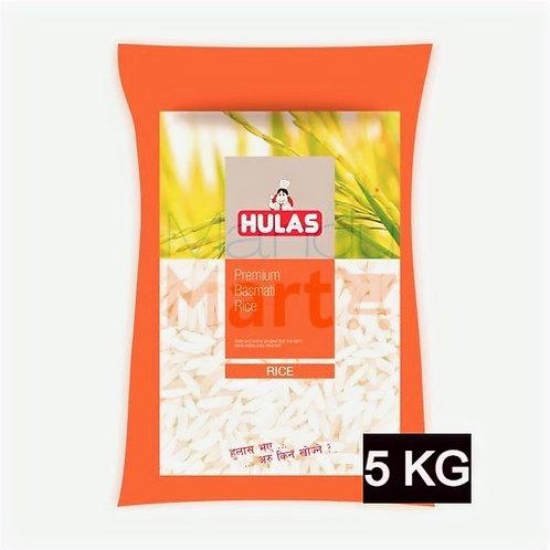 Hulas Basmati Premium 5 Kg