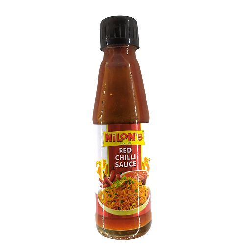 Nilon's Red Chilli Sauce 200 gm