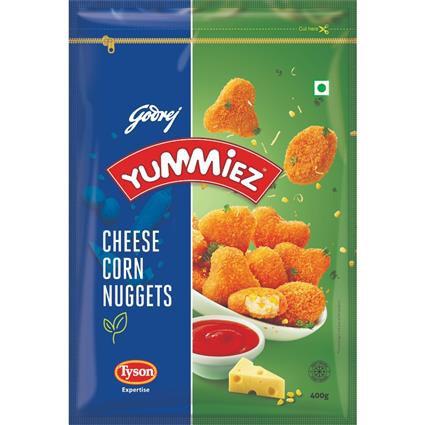 YUMMIEZ CHEESE CORN NUGGET 400 gm