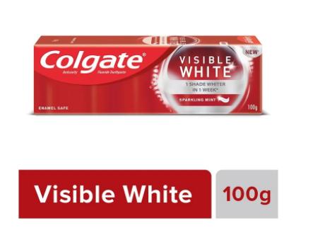 Colgate Visible White Dazzling White Toothpaste