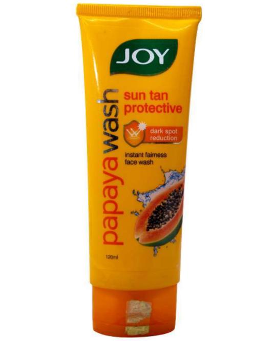 Joy Papaya Face Wash 120 ml