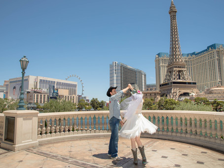 When Is The Best Time To Get Married In Las Vegas?