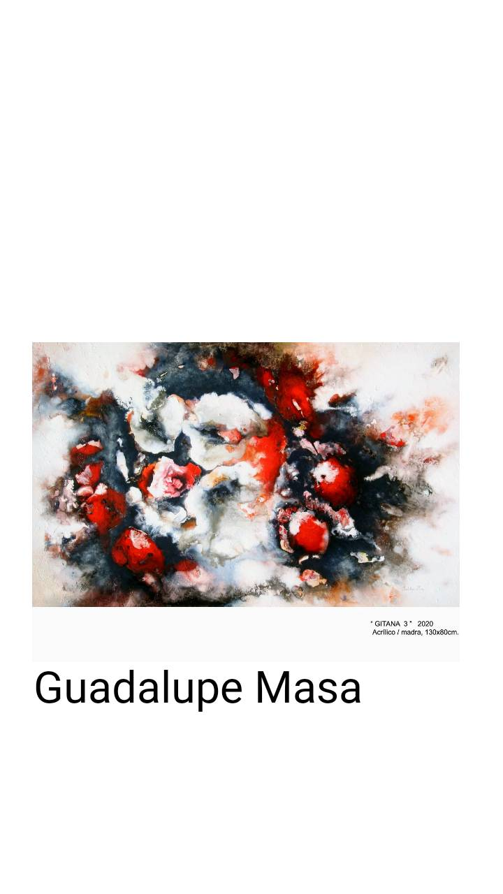 Guadalupe Masa GITANA III