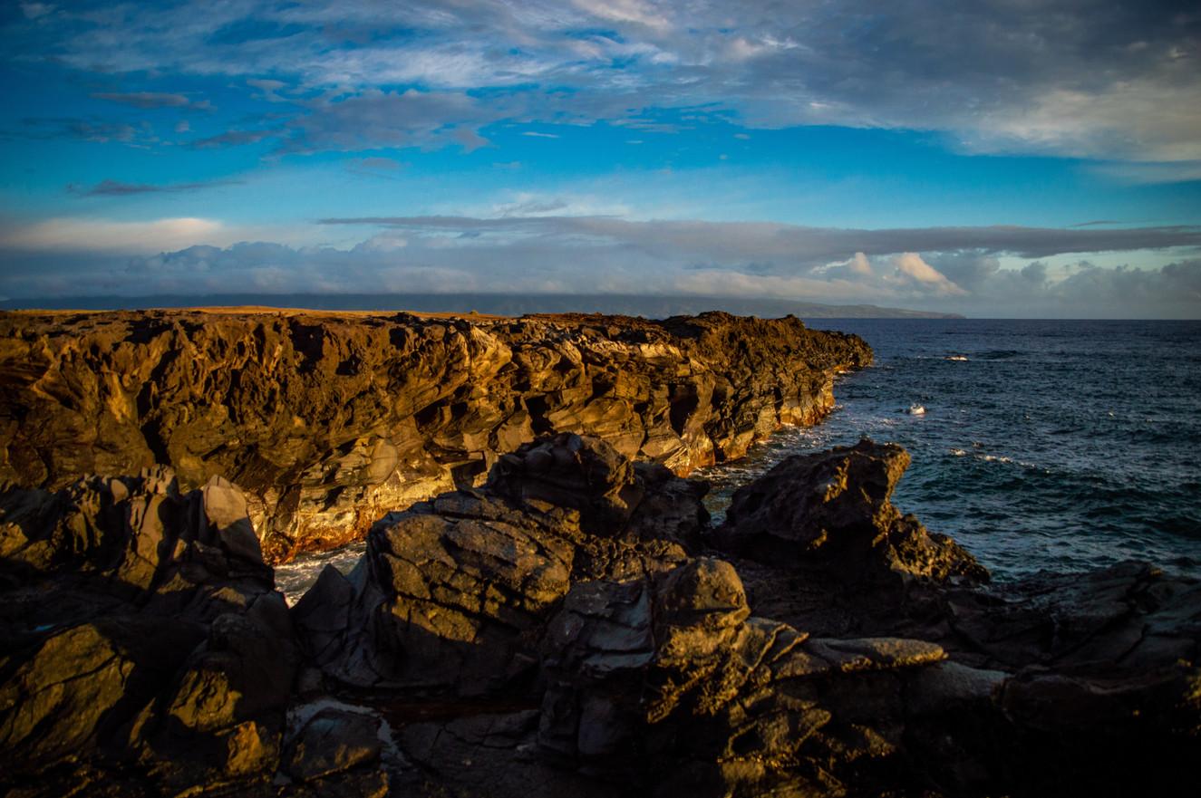 Hawaiian Cliffs