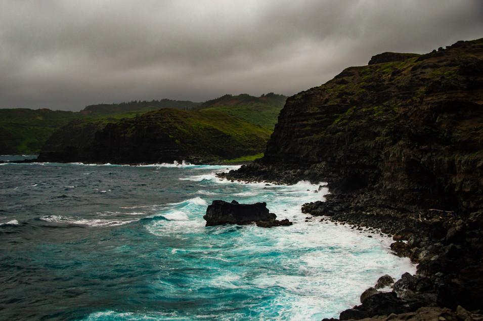 Storm On Maui