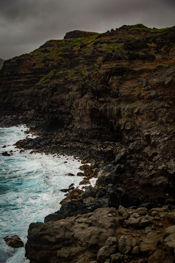 Weathered Maui