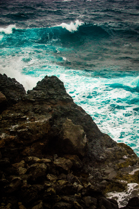 Cliffs of Maui