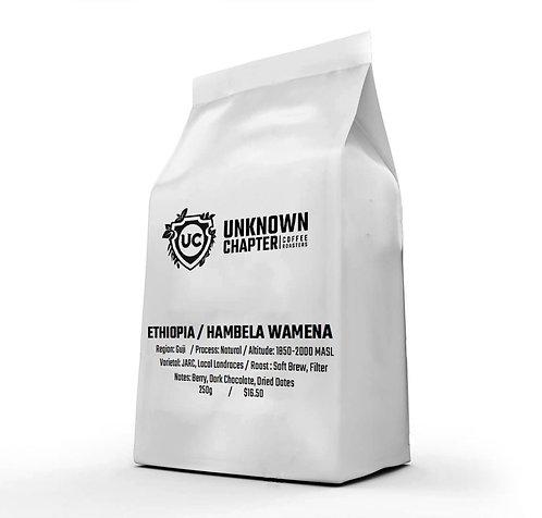 FILTER / ETHIOPIA / HAMBELA WAMENA
