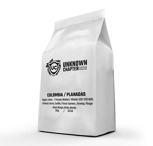 COLOMBIA / PLANADAS