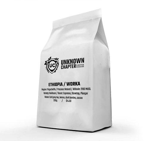 ETHIOPIA / WORKA