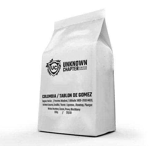 COLOMBIA / TABLÓN DE GÓMEZ