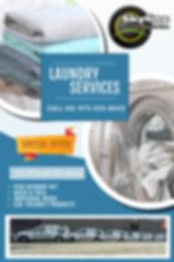 Copy of Laundry And Dry Cleaning Service