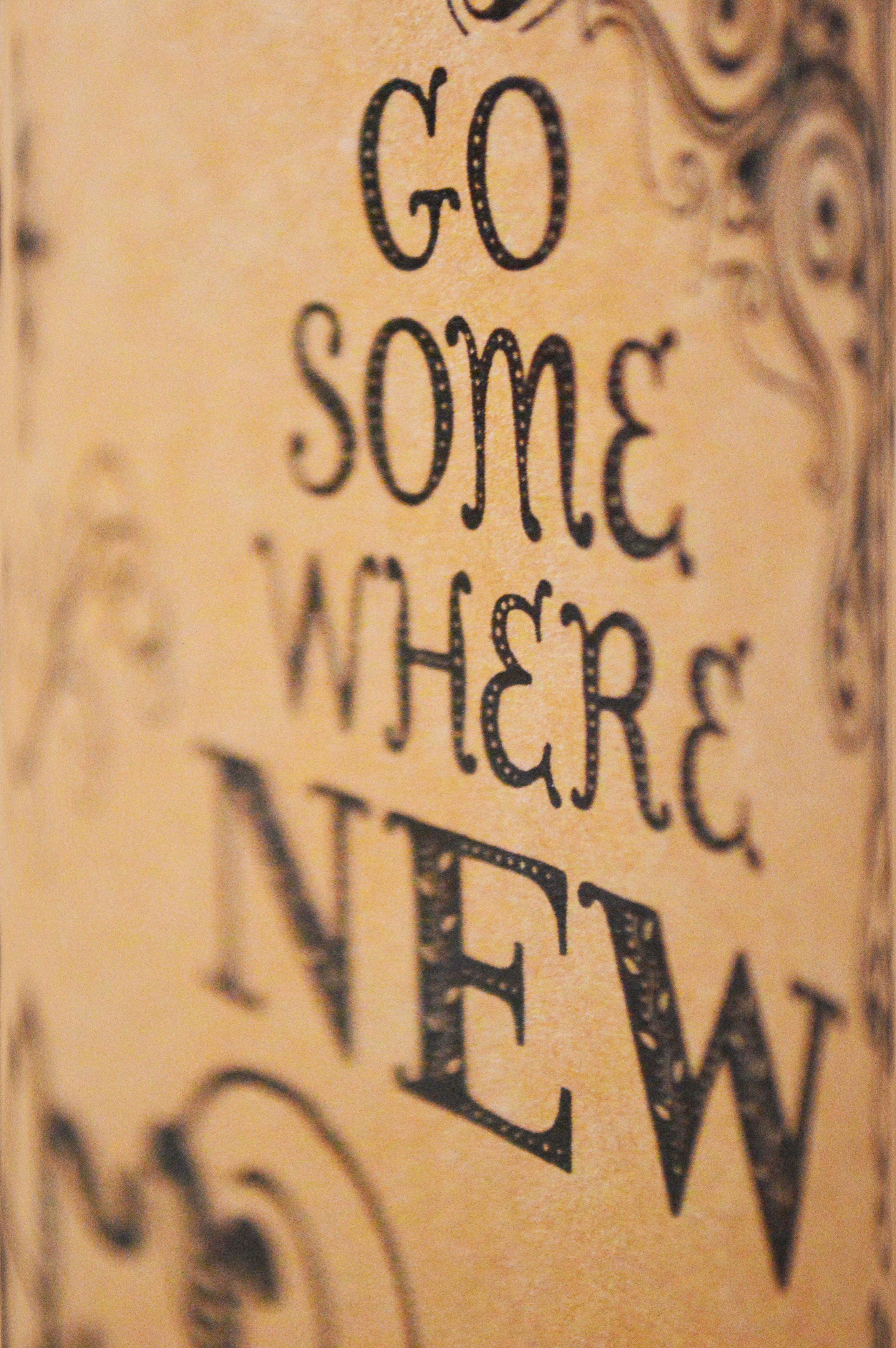 Go Somewhere New