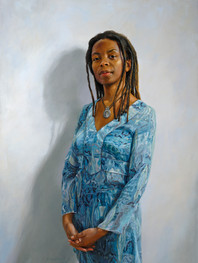 """Judy 46x32"""" Oil on linen  2nd Place, Inspiring Figures Competition The Butler Institute of American Art  Please contact Haynes Galleries for pricing. GaryHaynes@HaynesGalleries.com 615-429-1727"""