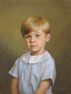 """Jack Private Collection 20x16"""" Oil on linen"""