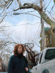 """Vortex"" 48x32"" Oil on linen  Please contact Haynes Galleries for pricing. GaryHaynes@HaynesGalleries.com 615-429-1727"
