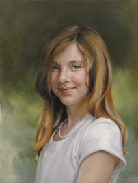 """Private Collection 20x16"""" Oil on linen"""