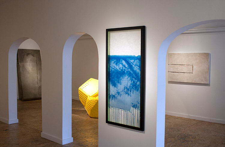 Guide Me: Paradise (installation photo)