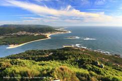 Praia de Moledo e Caminha
