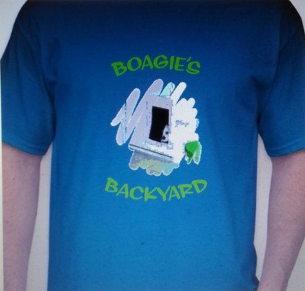 Boagie's Backyard Men's TShirt