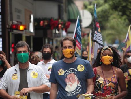 Icaraí, o endereço do voto nestas eleições em Niterói