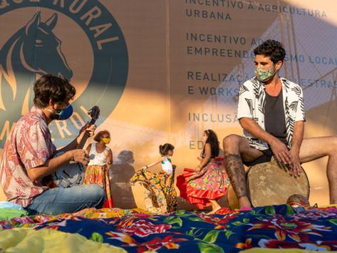 Parque Rural realiza atividades gratuitas sobre Folclore Brasileiro neste sábado