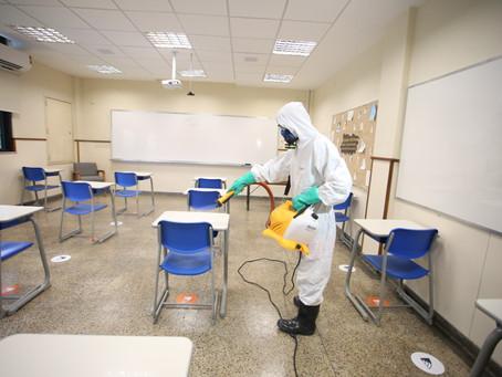 Escolas de Niterói debatem com pais e responsáveis antes de reabrir na pandemia