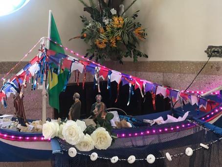 O dia em que São Pedro deixou de navegar em Niterói, depois de 100 anos