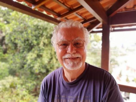 Aníbal Bragança fala de livros e das livrarias que marcaram a cultura em Niterói