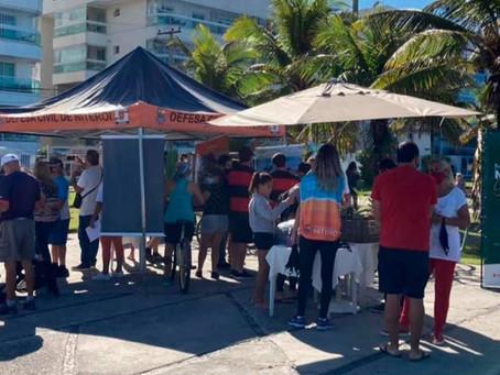 Moradores de Piratininga reclamam de obra, e Prefeitura marca audiência pública