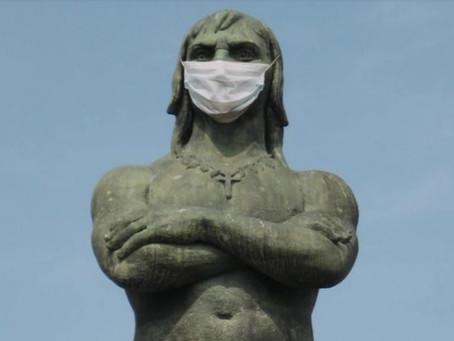 Niterói longe da polêmica das máscaras