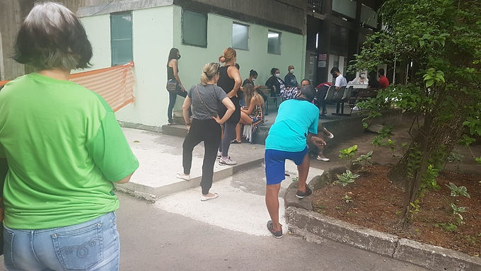 Aumento de casos de Covid-19 leva posto do Vital Brazil a suspender consultas