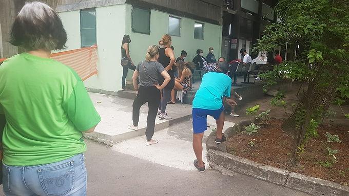 Posto do Vital Brazil está atendendo consultas, diz Prefeitura