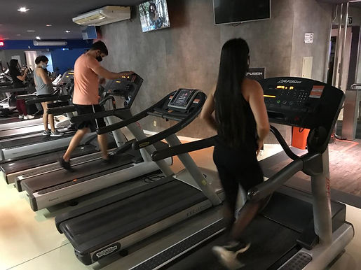 Volta aos treinos nas academias de Niterói surpreende proprietários