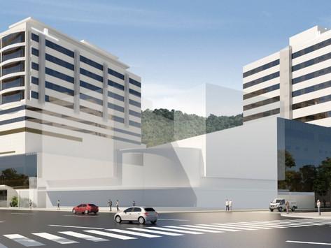 Hospital Icaraí prepara expansão com mais de 130 leitos de internação