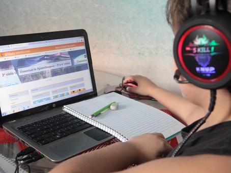 Escolas terão de oferecer ensino remoto como opção mesmo com retorno de aulas presenciais