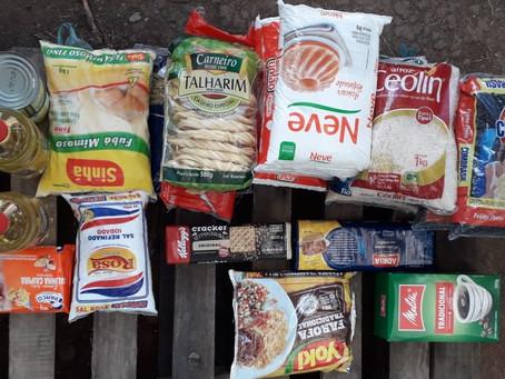 Novas iniciativas de arrecadação tentam combater a fome durante a pandemia